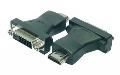 Adapter HDMI męski na DVI-D 24+1 żeński Dual Link LogiLink