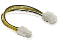 Kabel zasilający P4 CPU 4 pin męski na 4 pin zeński