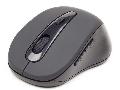 Mysz bezprzewodowa Gembird Bluetooth 1600 DPI  Czarna